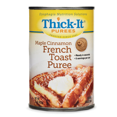Puree Thick-It® 15 oz. Can Maple Cinnamon French Toast Flavor Ready to Use Puree Consistency