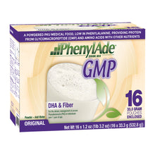 Load image into Gallery viewer,  PKU Oral Supplement PhenylAde® GMP Original Flavor 33.3 Gram Individual Packet Powder