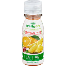 Load image into Gallery viewer,  Oral Protein Supplement Healthy Shot® Protein Tropical Flavor Ready to Use 2.5 oz. Bottle