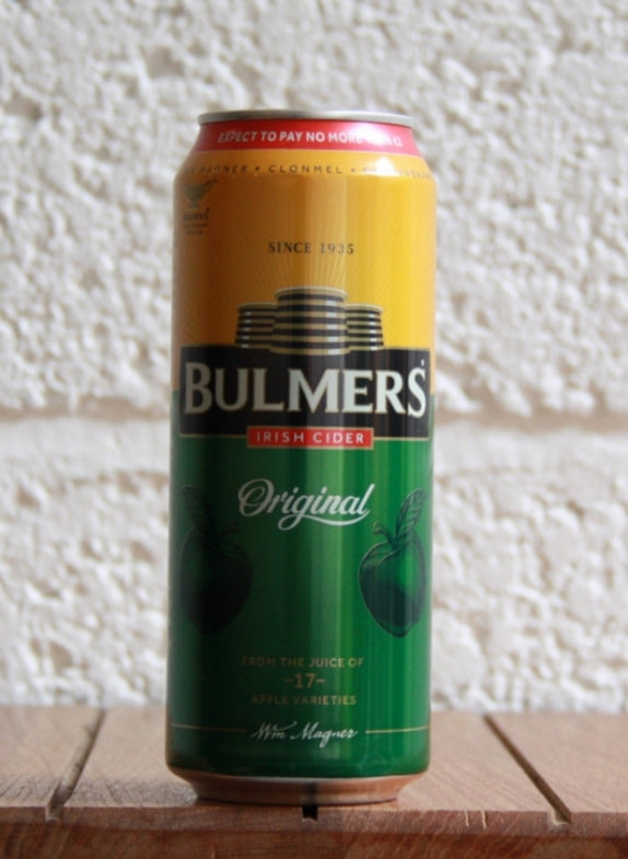 500ml Can of Bulmers