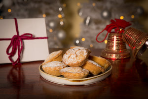 6 Homemade Mince Pies