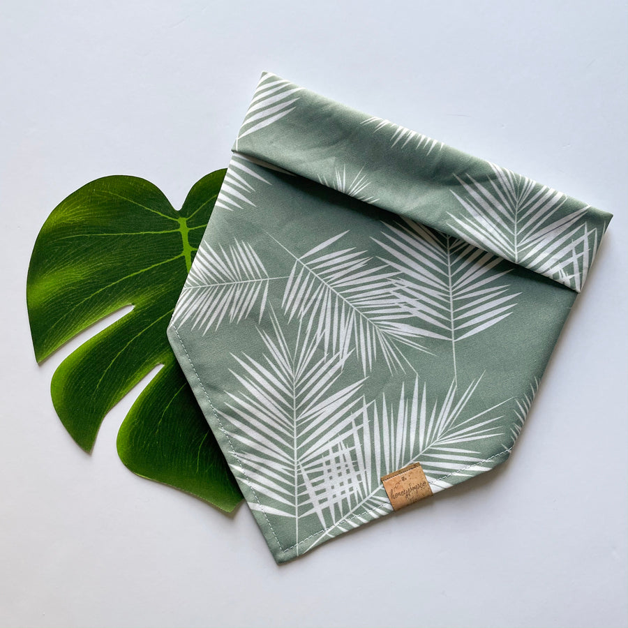 Sage Palm Leaves