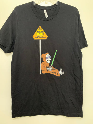 Galactic Wait Time (Size L)