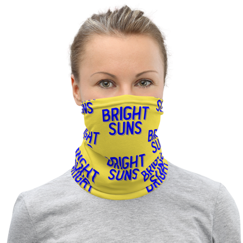 Bright Suns Neck Gaiter