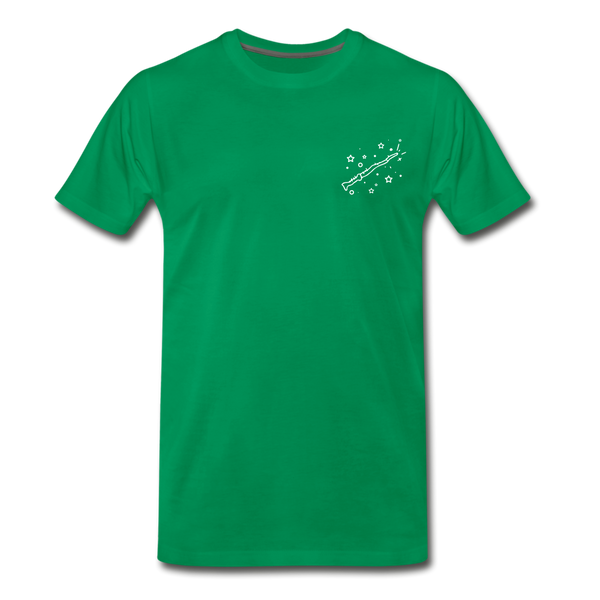 Wands Ready! (Unisex Slim Fit) - kelly green
