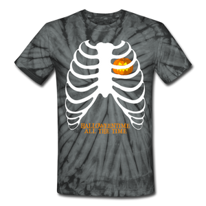 In My Bones (Unisex Tie-Dye) - spider black
