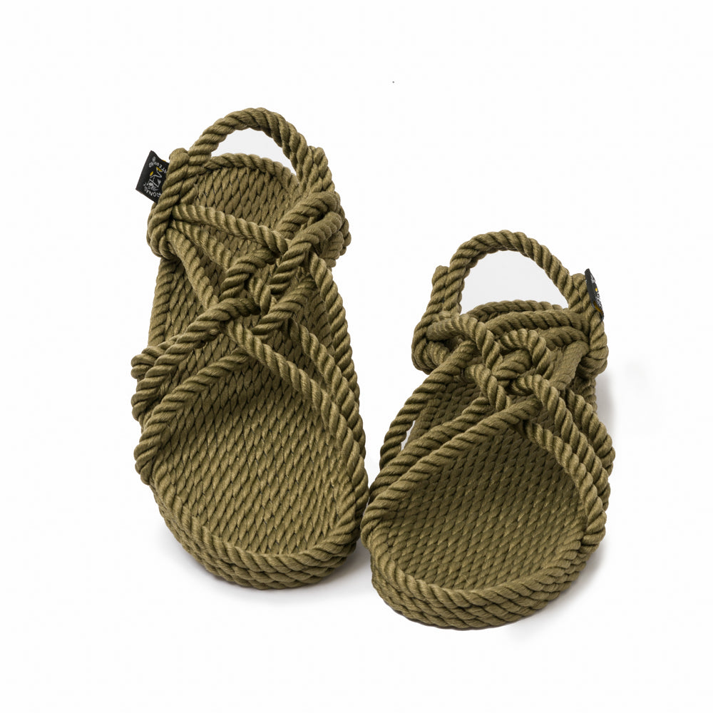 Nomadic State of Mind - JC Sandal - Olive