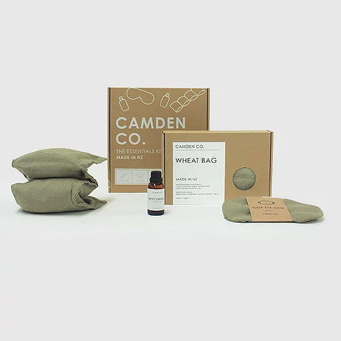 Camden Co Essentials Kit - Moss Green