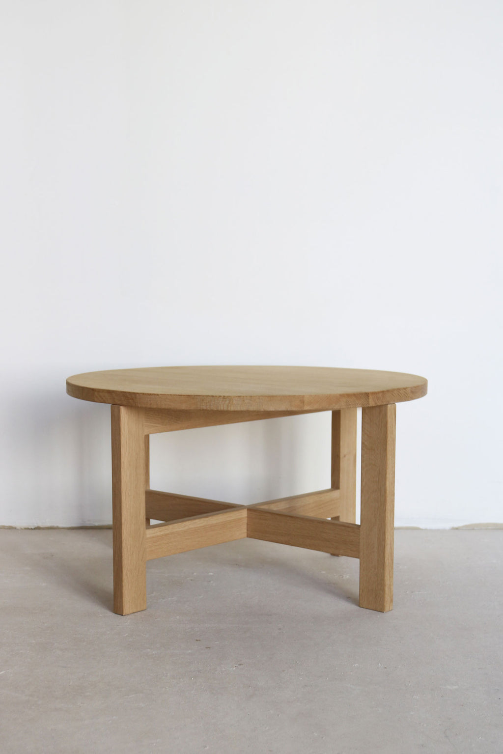Coffeetable Erde - Frontansicht