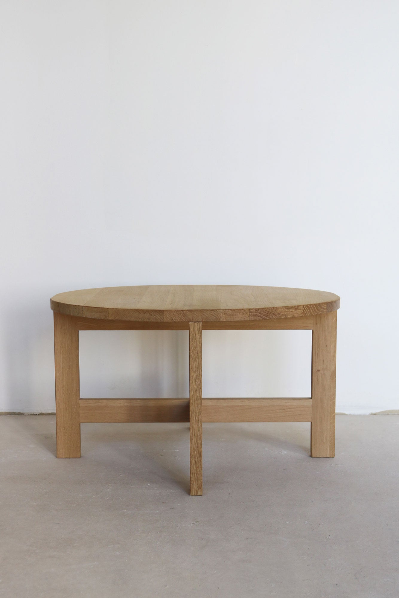 Coffeetable Erde - Frontansicht 2