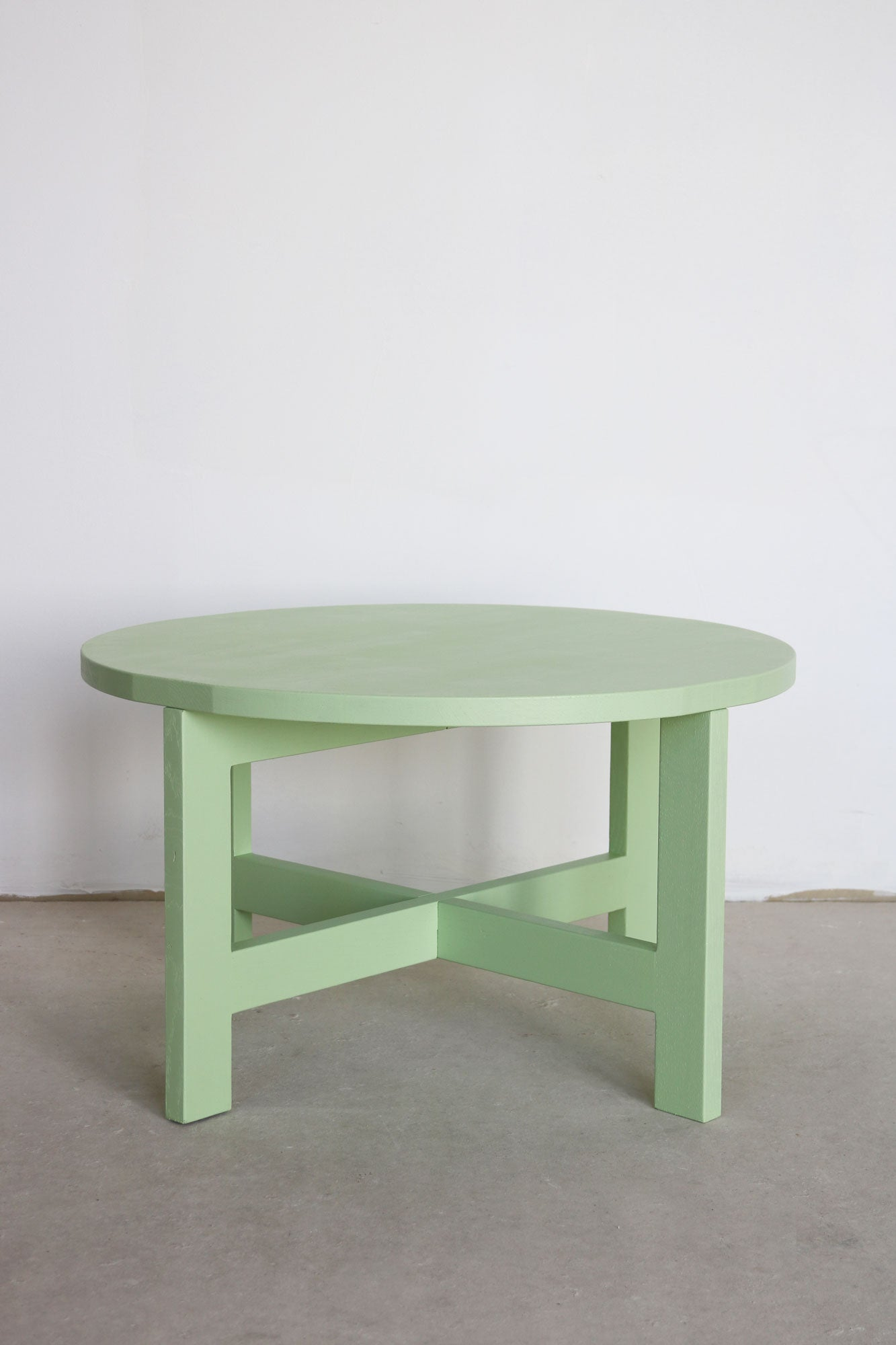 Coffeetable Holz - Front