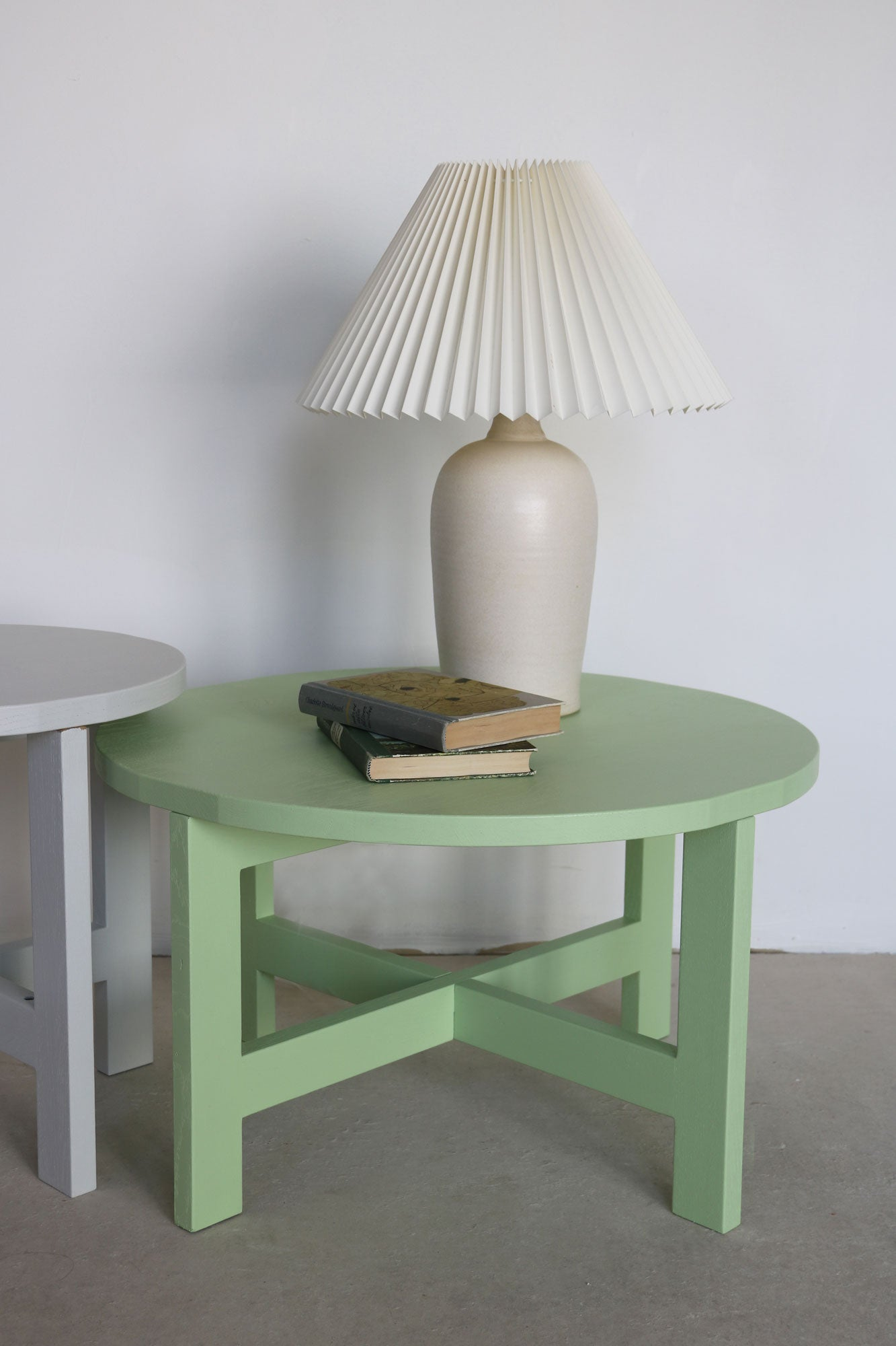 Coffeetable Holz - Styling