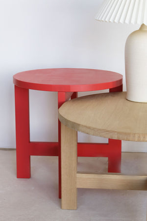 Sidetable Feuer - Styling