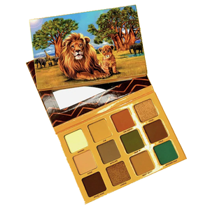 Killer Purr Eyeshadow Palette