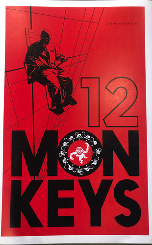 12 Monkeys 11 x 17 Art Print