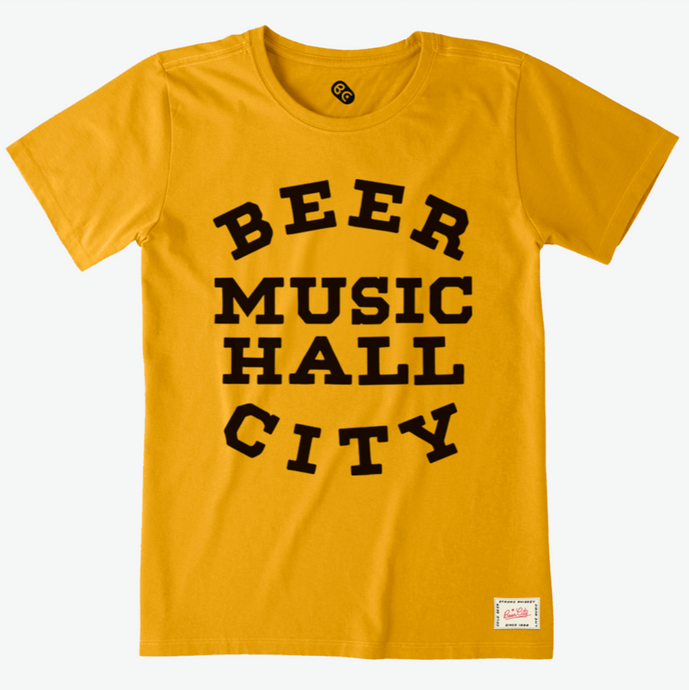 Beer City Music Hall Tee