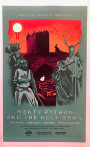 Monty Python and the Holy Grail 11 x 17 Art Print