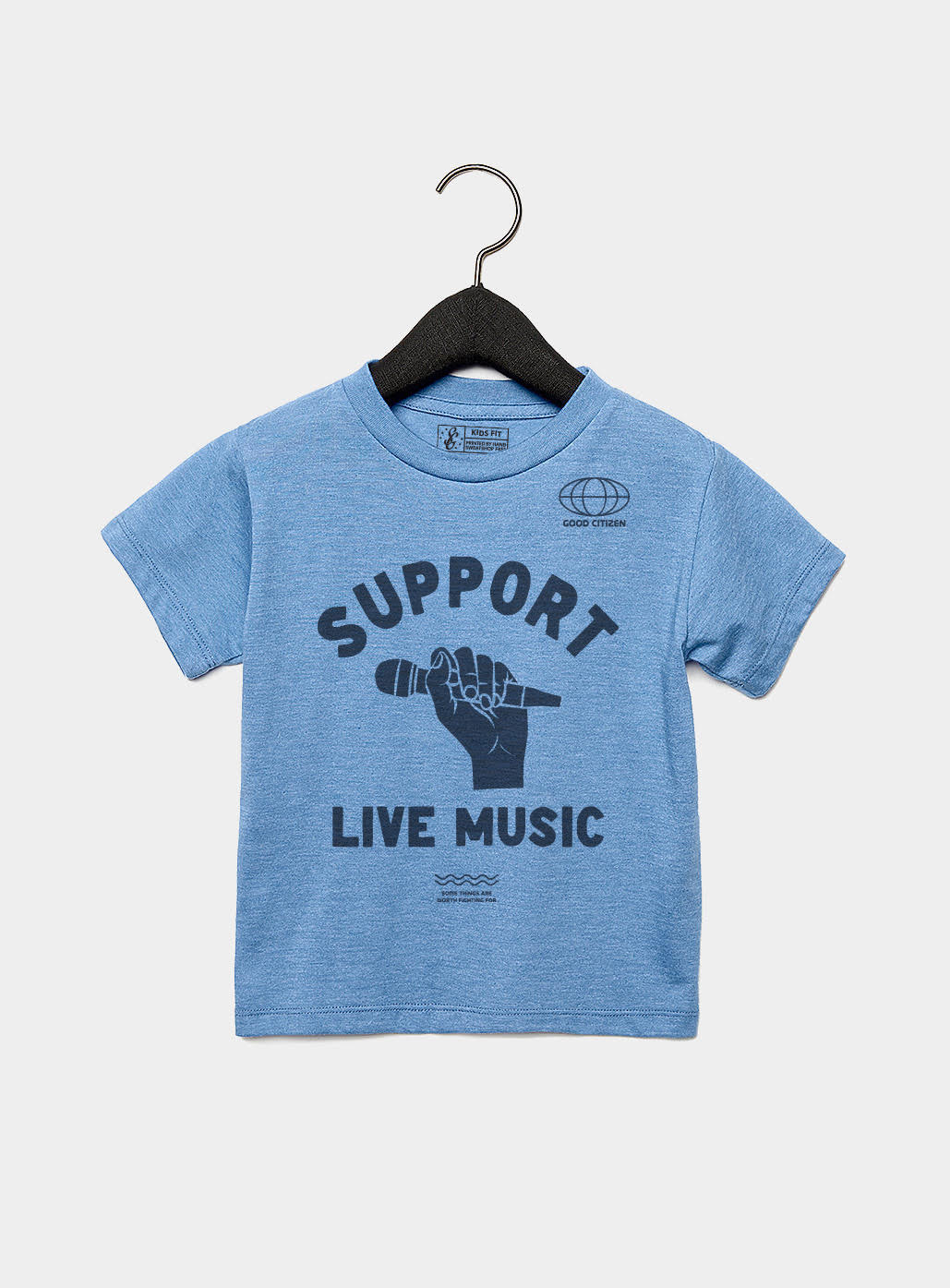 Support Live Music - Child Tee