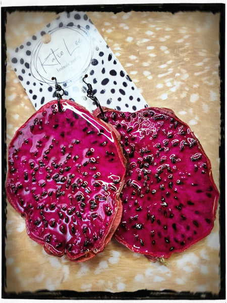 Dragon Fruit Dangles