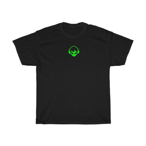 Minimal Alien Tee | Heavy Cotton