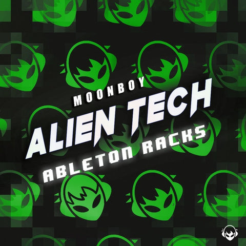 MOONBOYS ALIEN TECH RACK