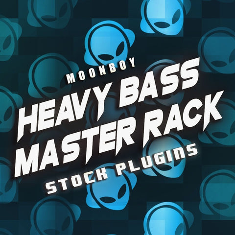 MOONBOY HEAVY BASS MASTER RACK
