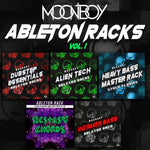 MOONBOY ABLETON RACKS BUNDLE VOL. 1