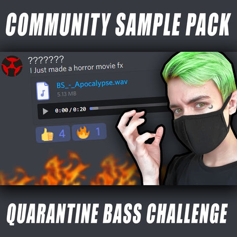 Quarantine Bass Challenge! (Community Pack)