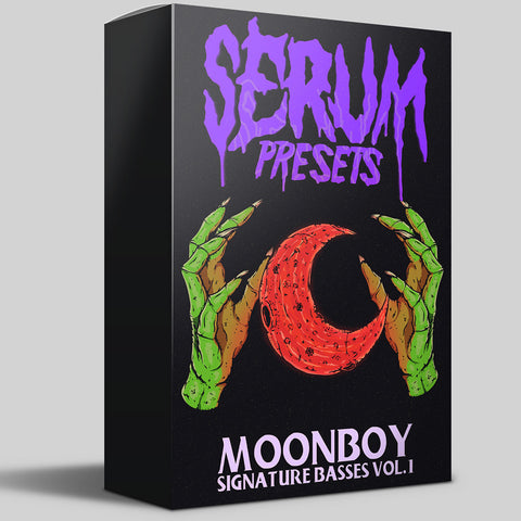 MOONBOY SERUM PRESETS VOL. 1 (OUT NOW!!!)