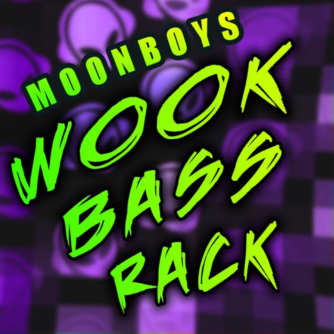 MOONBOY'S WOOK BASS RACK