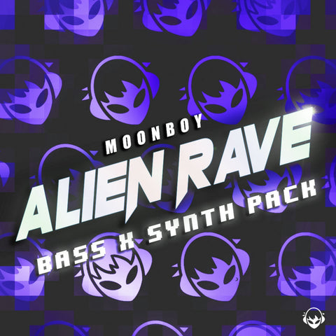 ALIEN RAVE SAMPLE PACK