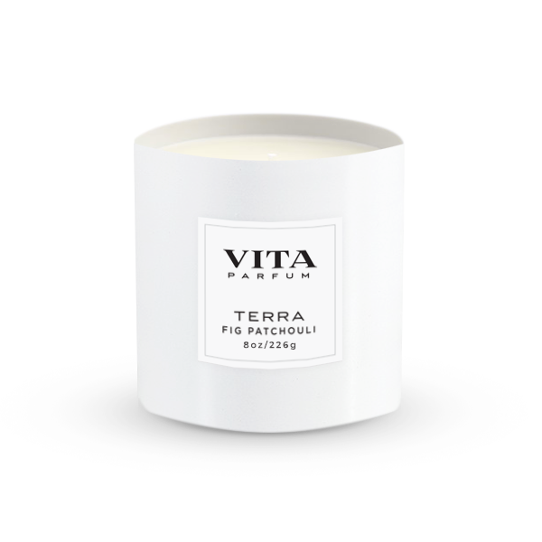 Terra Candle - Best Scented Candle | Vita Parfum