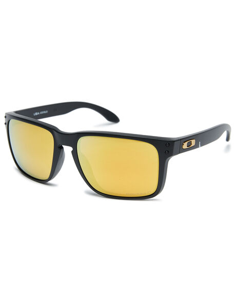 OAKLEY Holbrook XL Matte Black- Prizm 24k Polarized