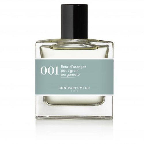 BON PARFUMEUR - 001 - Orange Blossom/Petit Grain/Bergamot 30ml