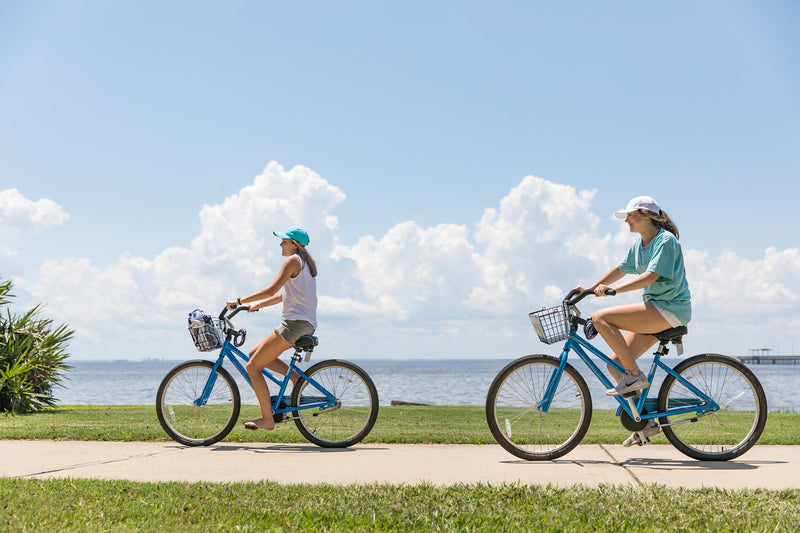 Rent a Fairhope Bike and cruise the Fruit and Nut Section.