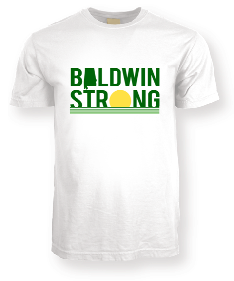 Baldwin County Hurricane Sally Disaster Relief Tee