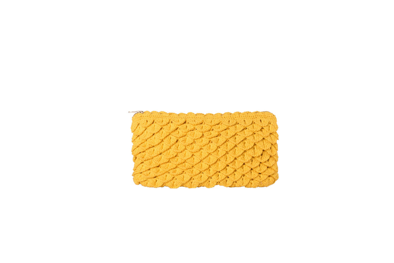 Large Yellow Pez Clutch