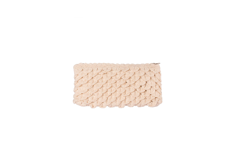 Large Natural Pez Clutch