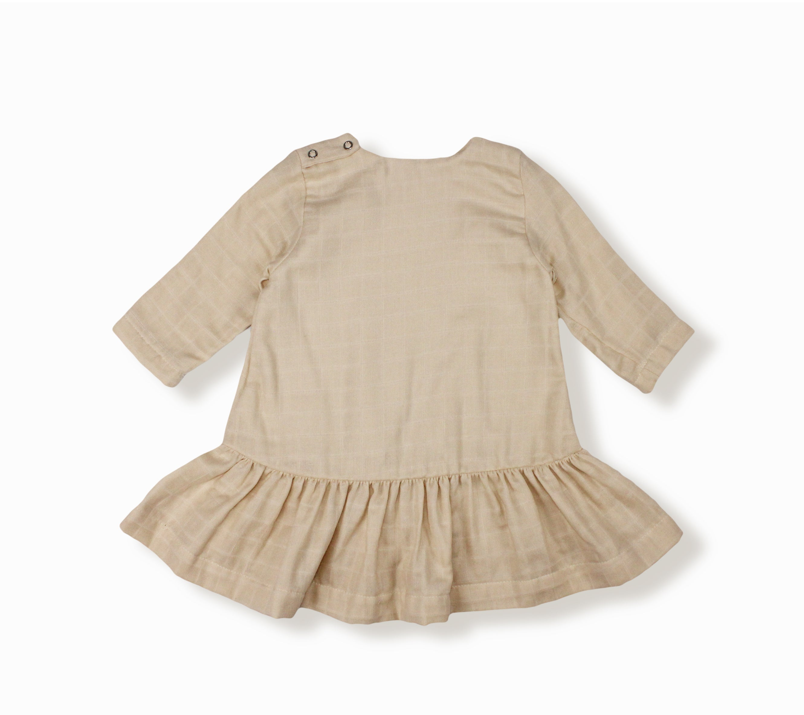 Robe LILLY beige - Ubabili