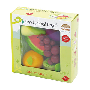 Panier marchande Fruits