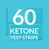 Ketone Test Strips (60 pack)