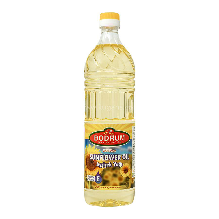 Buy cheap BODRUM SUNFLOWER OIL 1LTR Online