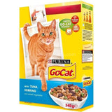 Buy cheap GOCAT TUNA HERRING 340G Online