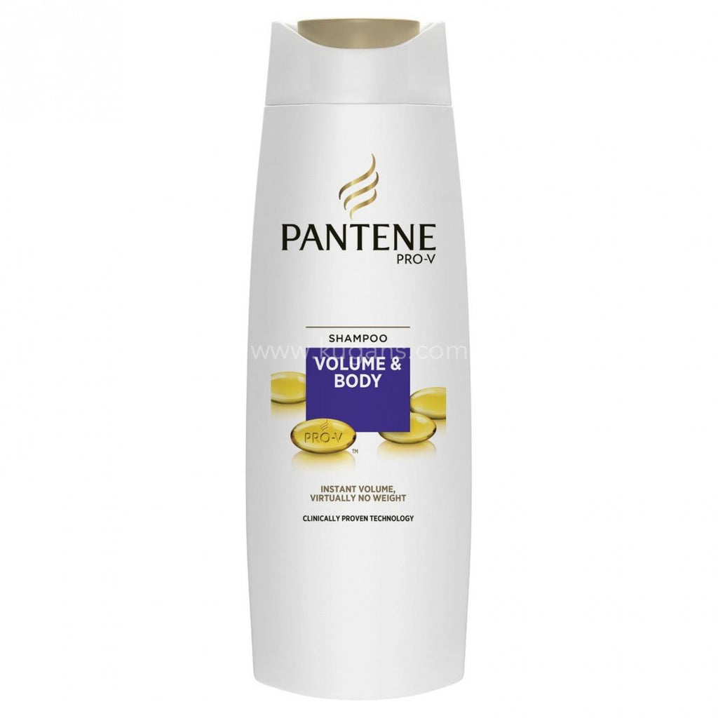 Buy cheap PANTENE VOLUME & BODY SHAMPOO Online