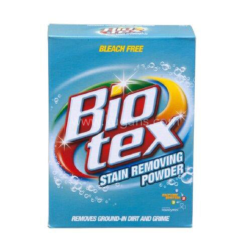 Buy cheap BIOTEX STAIN REMOVER POWDER Online