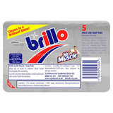 Buy cheap BRILLO MULTI USE SOAP PADS 5S Online