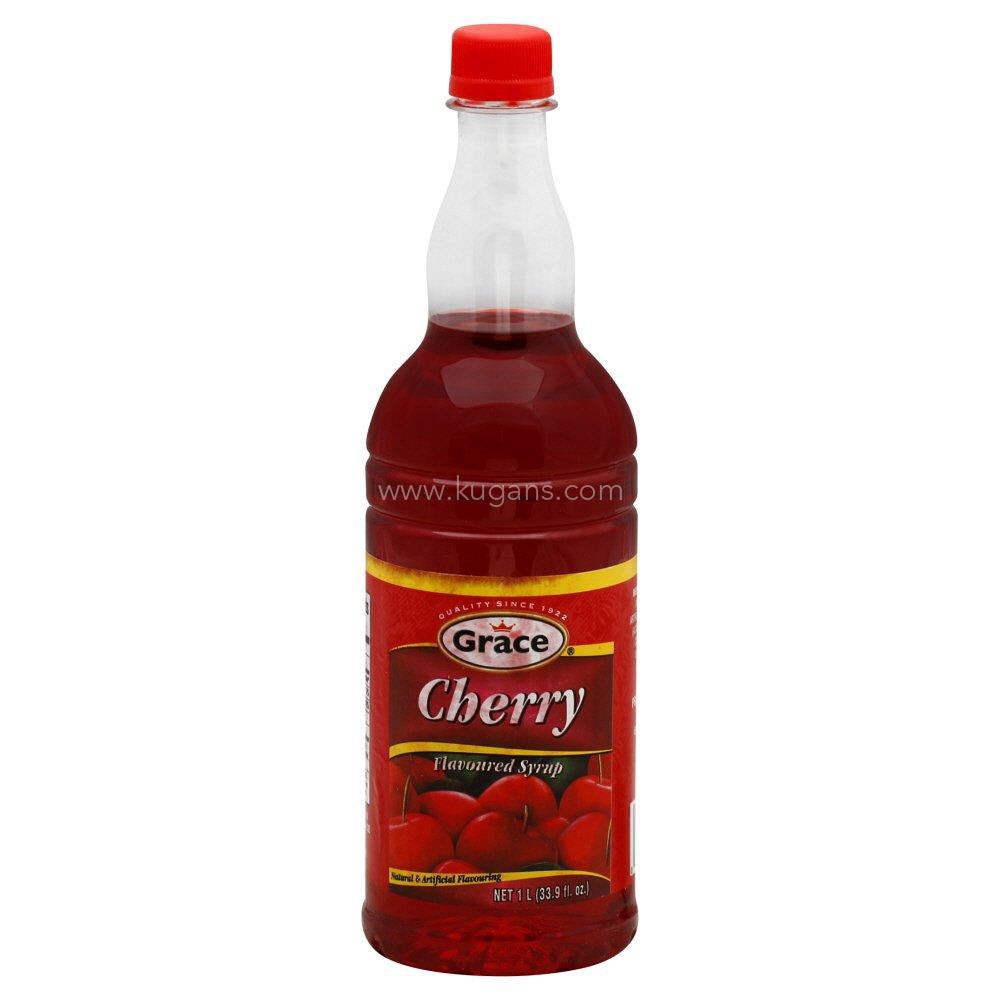 Buy cheap GRACE CHERRY FLAVOR SYRUP Online