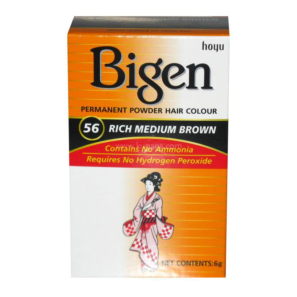 Buy cheap BIGEN RICH MEDIUM BROWN 56 Online