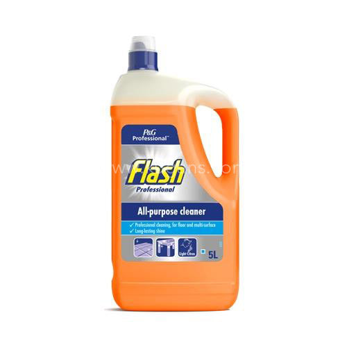 Buy cheap FLASH ALL PURPOSE CLEANER 5LTR Online