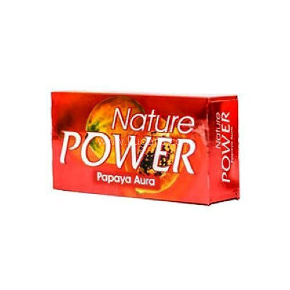 Buy cheap NATURE POWER PAPAYA AURA 125G Online
